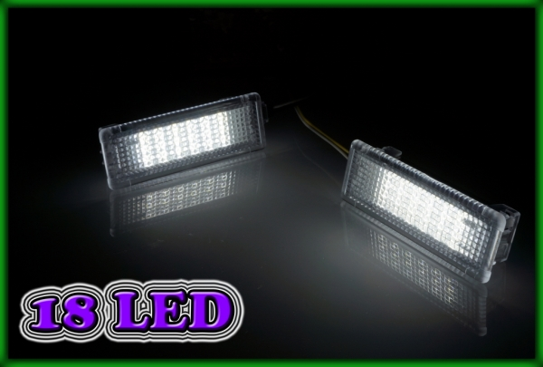 BMW F30/F31/F34 12-, F32/F33/F36 14-, F80/F82 14- SMD LED Glovebox Compartment Light