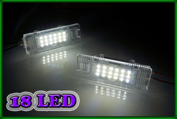 BMW E53 X5 99-06 SMD LED Footwell Compartment Light