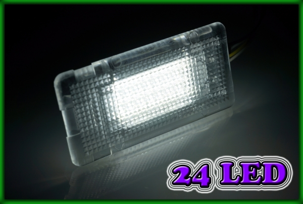 BMW E39 95-03, E60 03-10, F10/F11/F18 09- SMD LED Luggage Compartment Light