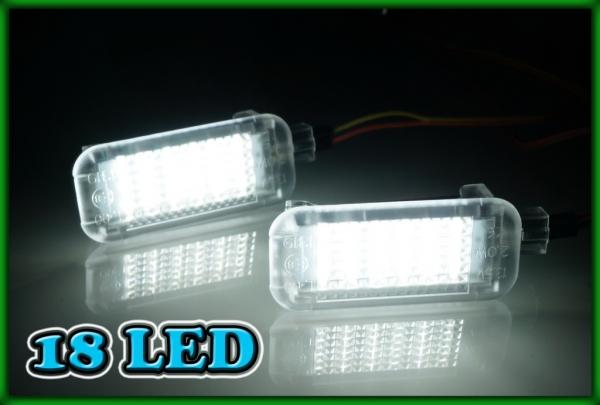 AUDI Q7 4M 15-, R8 MK1 10-15, MK2 16- SMD LED Glovebox Compartment Light