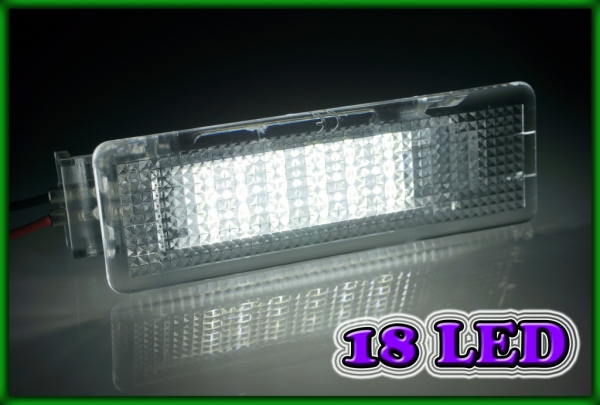VW Transporter / Caravelle T5 03-14, Beetle (A5) 12- SMD LED Luggage Compartment Light