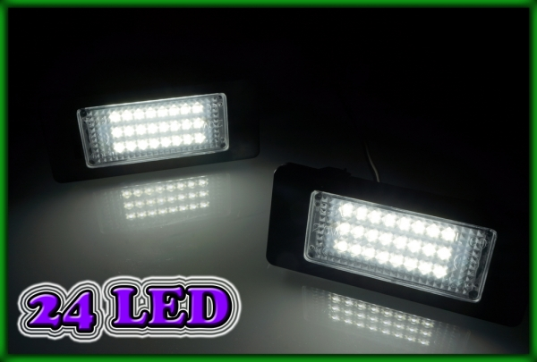 AUDI A5 8T 08-11, RS5 8T 10-12 SMD LED Licence Plate Light