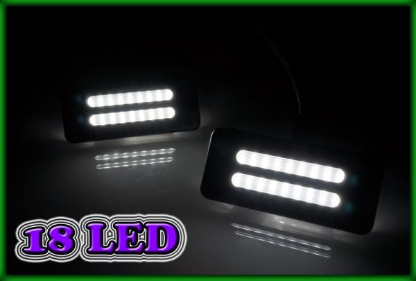 BMW E90/E91/E92 05-13, E86 Z4 05-08 SMD LED Vanity Mirror Light