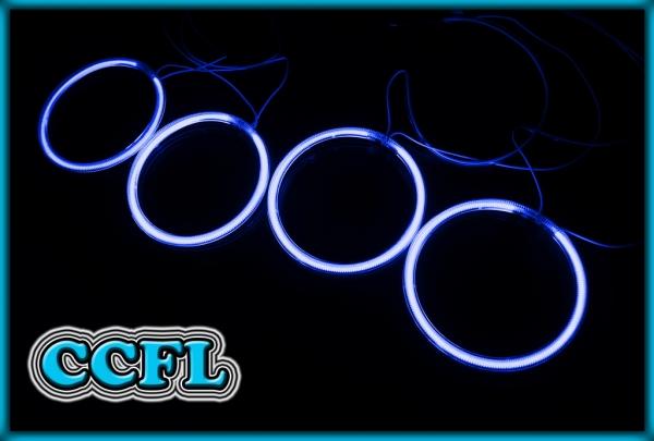BMW E30 82-94, E32 86-94, E34 88-96 CCFL Angel Eyes Rings BLUE