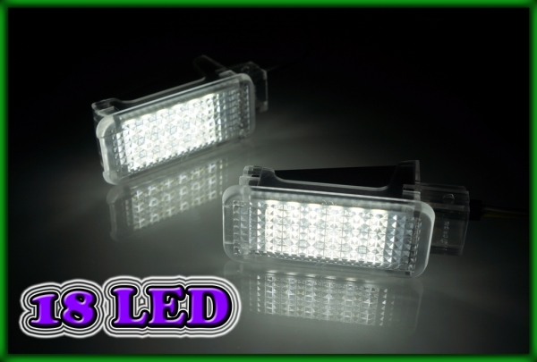 VW Jetta MK6 1B 11-14, Polo MK5 6R 09- SMD LED Footwell Compartment Light